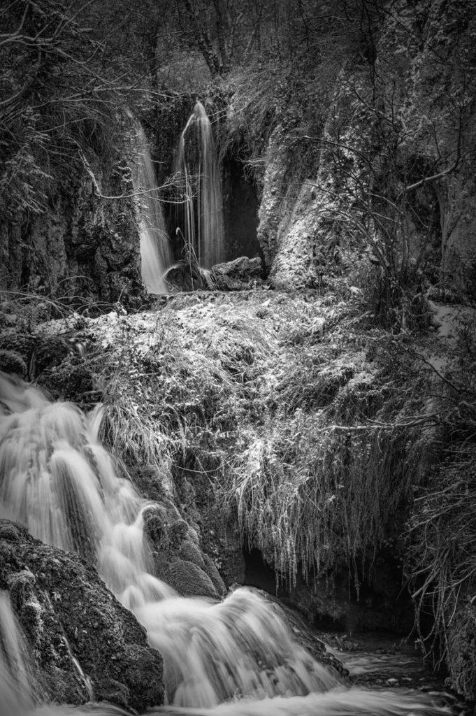 Roughlock Falls  - Spearfish