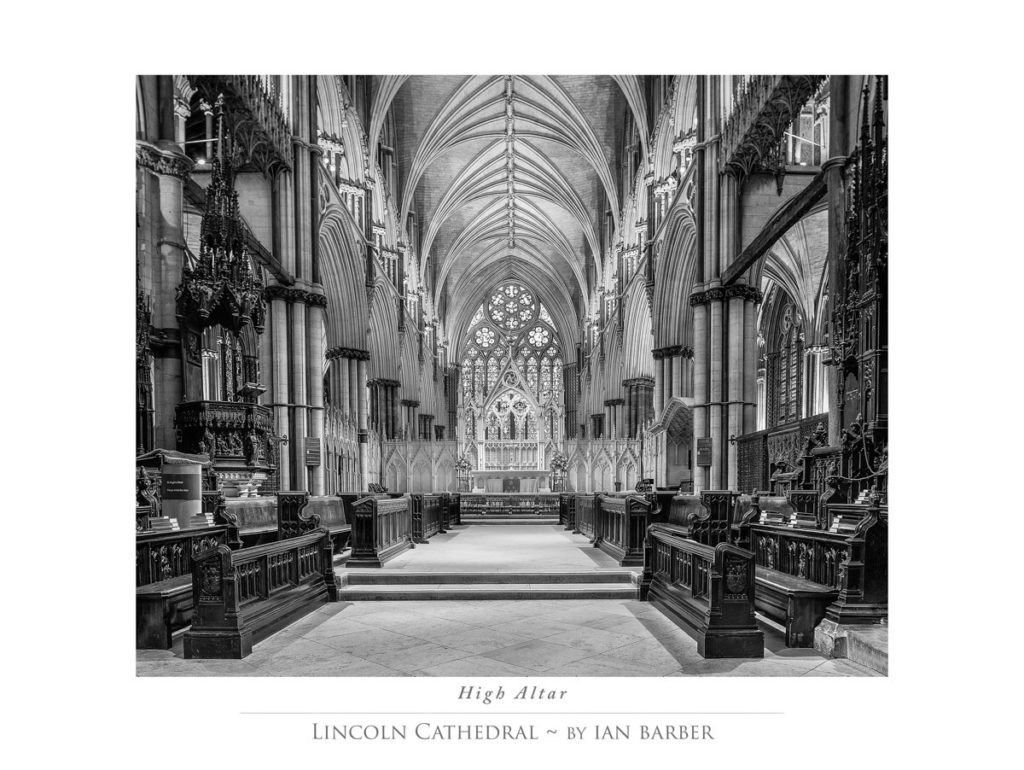 Lincoln Cathedral High Altar