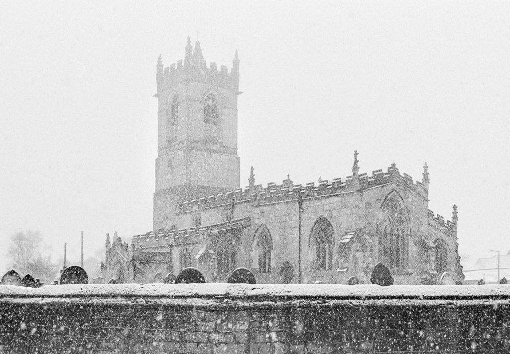 St Peter's Church, Barnburgh Doncaster
