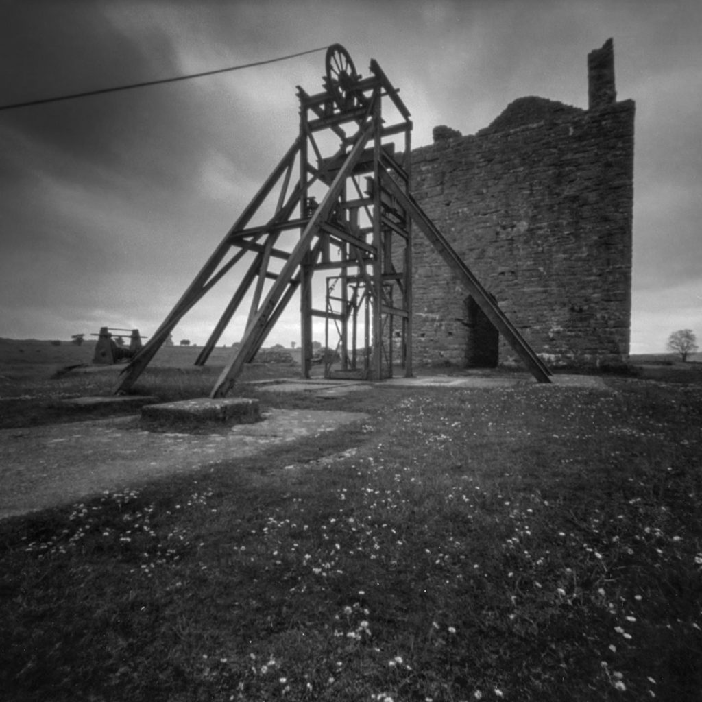 Magpie Mine Gear Head